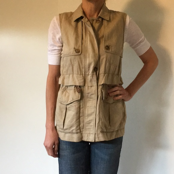 Womens safari vests sharon schimming investments